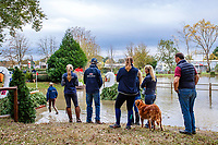 The CCI5*-L XC Walk. Les 5 Etoiles de Pau. Pyrenees Atlantiques. France. Thursday 24 October. Copyright Photo: Libby Law Photography