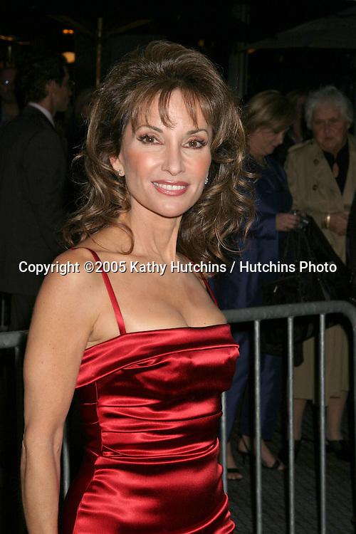 Susan Lucci.32nd Annual Daytime Emmys.Radio City Music Hall.New York City, NY.May 20, 2005.©2005 Kathy Hutchins / Hutchins Photo...