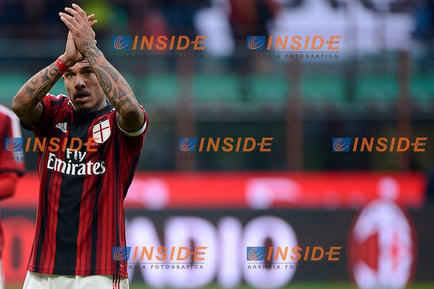Nigel De Jong Milan<br /> Milano 15-02-2015 Stadio Giuseppe Meazza - Football Calcio Serie A Milan - Empoli. Foto Giuseppe Celeste / Insidefoto