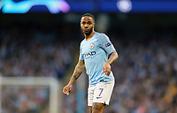 Manchester City's Raheem Sterling<br /> <br /> Photographer Rich Linley/CameraSport<br /> <br /> UEFA Champions League - Quarter-finals 2nd Leg - Manchester City v Tottenham Hotspur - Wednesday April 17th 2019 - The Etihad - Manchester<br />  <br /> World Copyright © 2018 CameraSport. All rights reserved. 43 Linden Ave. Countesthorpe. Leicester. England. LE8 5PG - Tel: +44 (0) 116 277 4147 - admin@camerasport.com - www.camerasport.com