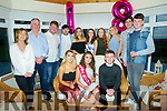 18th Birthday: Aoife Hennessy, Rathea, Listowel celebrating her 18th birthday with family & friends at her home on Saturday night last.