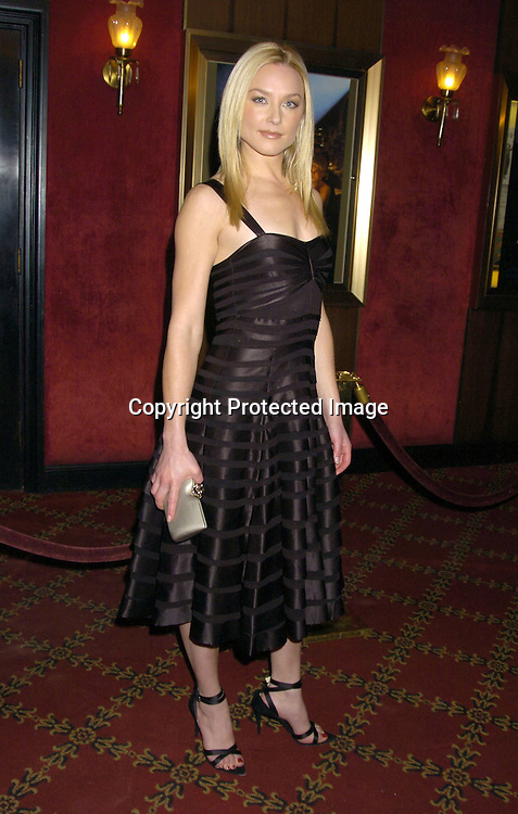 """Elisabeth Rohm ..at The New York Premiere of """"Beyond The Sea"""" on ..December 8, 2004 at the Ziegfeld Theatre. ..Photo by Robin Platzer, Twin Images"""