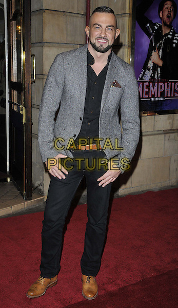 LONDON, ENGLAND - OCTOBER 23: Robin Windsor attends the &quot;Memphis&quot; press night performance, Shaftesbury Theatre, Shaftesbury Avenue, on Thursday October 23, 2014 in London, England, UK. <br /> CAP/CAN<br /> &copy;Can Nguyen/Capital Pictures