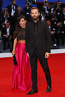 VENICE, ITALY - SEPTEMBER 03: Roberta Pitrone and Alessandro Borghi attends 'The Leisure Seeker (Ella & John)' Red Carpet during 74nd Venice Film Festival at Palazzo Del Cinema on September 3, 2017 in Venice, Italy. (Mark Cape/insidefoto)