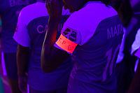 Orlando, FL - Saturday October 12, 2019: Marta Vieira da Silva , Orlando Pride vs Reign FC at Exploria Stadium.