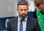 28.04.2019 Rangers v Aberdeen: Derek McInnes