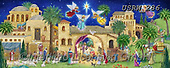 Randy, HOLY FAMILIES, HEILIGE FAMILIE, SAGRADA FAMÍLIA, paintings+++++Bethlehem-Nativity-Scene-RW,USRW286,#xr#