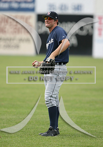2007 Oneonta Tigers.Class-A affiliate of the Detroit Tigers.NY-Penn League.Photo By:  Mike Janes