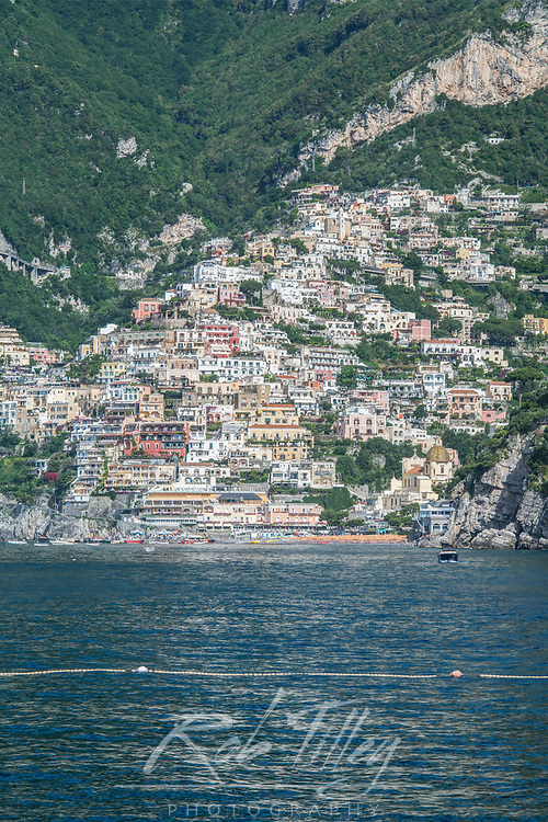 Europe, Italy, Amalfi Coast, Positano