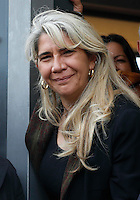 Presentazione dei candidati al consiglio comunale di Napoli del movimento cinque stelle<br /> Ilaria Ascione