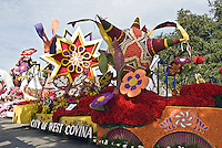 Tournament of Roses Parade Floats