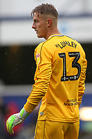 Joe Lumley of Queens Park Rangers during Queens Park Rangers vs Derby County, Sky Bet EFL Championship Football at Loftus Road Stadium on 6th October 2018