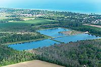 Brights Grove, Ontario sewage lagoons