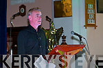 Dave Fanning Pictured at Kerry Film Festival awards ar Saint Johns Church Ashe Street on Saturday.
