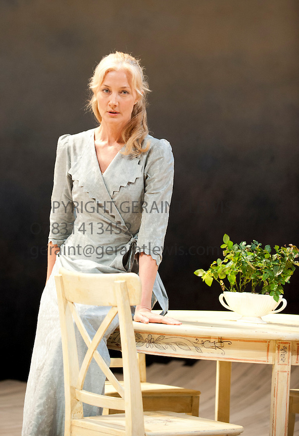 The Lady From The Sea by Henrik Ibsen, directed by  Stephen Unwin. With Joely Richardson as Ellida Wangel. Opens at The Rose Theatre Kingston   on 28/2/12 . CREDIT Geraint Lewis