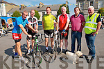 When Timmy Met Sam: Taking part in the When Timmy Met Sam 56K Leisure Cycle hosted by Feale Rangers GAA in association with Listowel Cycling Club on Saturday last were Cllr. Mike Kennelly, Mayor of North Kerry, Edward McCarthy, Noel Kennelly, Dick Fitzmaurice, Jim Galvin & Paddy Walsh.