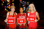 """Days of Our Lives Louise Sorel """"Vivian Alamain"""" - Eden Duncan-Smith (Broadway's Lion King and Annie - the movie) - One Life To Live's Linda Thorson """"Julia Medina"""" mom to Gabrielle (Fiona Hutchison) as they support Bring Back Our Girls by attending the vigil - 500 Days on August 27, 2015 at Church Center for the United Nations followed by a vigil at the Nigeria House, New York City, New York"""