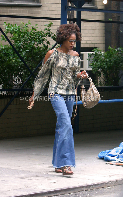 *** EXCLUSIVE *** *** EXCLUSIVE ***..Supermodel Naomi Campbell was seen spending 2 hours at Mario Badescu skin care saloon on 52 nd Street in New York. May 9, 2003. Please byline: NY Photo Press.   ..*PAY-PER-USE*      ....NY Photo Press:  ..phone (646) 267-6913;   ..e-mail: info@nyphotopress.com