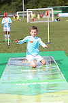 McDonald's Community Football Day<br /> Cambrian Lakeside Sports Academy-Tonypandy<br /> 29.08.15<br /> &copy;Steve Pope - SPORTINGWALES