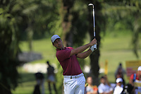 Nino Bertasio (ITA) in action on the 6th during Round 4 of the Maybank Championship at the Saujana Golf and Country Club in Kuala Lumpur on Saturday 4th February 2018.<br /> Picture:  Thos Caffrey / www.golffile.ie<br /> <br /> All photo usage must carry mandatory copyright credit (&copy; Golffile | Thos Caffrey)
