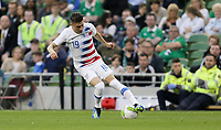 Dublin, Ireland - Saturday June 02, 2018: Jorge Villafaña during an international friendly match between the men's national teams of the United States (USA) and Republic of Ireland (IRE) at Aviva Stadium.