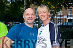 At the parkrun Tralee on Saturday were Noel Wheatcroft and Tara Wheatcroft