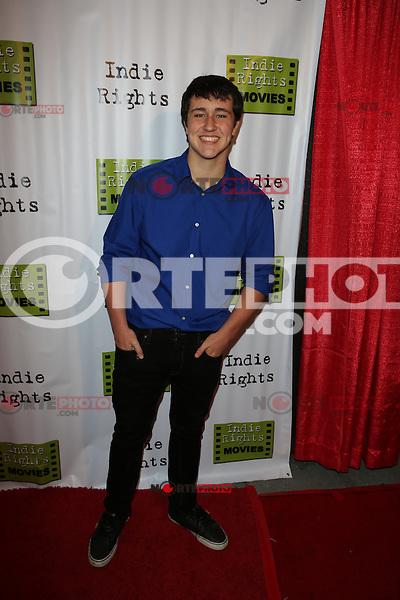 LOS ANGELES, CA - April 18, 2014:  Noah Dahl attends the Fray Movie Premiere, California. April 18, 2014. Credit:RD/Starlitepics /NortePhoto