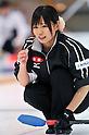 Yui Sato (Nayoro Association),..FEBRUARY 10, 2011 - Curling : The 28th Zennou Japan Curling Championship at Sunpillar Park curling hall, Hokkaido, Japan. (Photo by Jun Tsukida/AFLO SPORT)[0003]