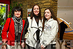 Teresa Lehane, Elaine Lehane, Chloe Lehane at Tralee Musical Society's 'Jesus Christ Superstar' in Siamsa Tíre on Saturday night