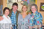 Hannah Moynihan, Kieran O'Shea, Marie Kehoe and Eileen Cronin at the Beaufort gun club social in Kate Kearneys on Saturday night.   Copyright Kerry's Eye 2008