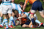 27 September 2014: <br />  The University of North Carolina Tar Heels hosted the University of Virginia Cavaliers at Hooker Field in Chapel Hill, NC in a 2014-15 USA College Rugby match. North Carolina won the game 27-12.