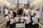 Venetian, Palazzo and Sands Expo end Waiting list for Veterans dental care through a $70,000 donation to the Sgt. Clint Ferrin Clinic for Veterans at the UNLV Dental School of Medicine