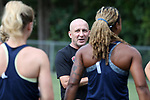 CARY, NC - JUNE 15: Paul Riley. The North Carolina Courage held a training session on June 15, 2017, at WakeMed Soccer Park Field 7 in Cary, NC.