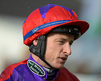 Jockey Tom O'Brian during Horse Racing at Plumpton Racecourse on 4th November 2019