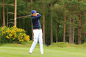 Chinese Ambassador Liu Xiaoming during the ProAm ahead of the 2016 BMW PGA Championships played over the West Course Wentworth from 26th to 29th May 2016. Picture Stuart Adams, www.golftourimages.com: 25/05/2016