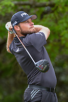 Tyrrell Hatton (ENG) watches his tee shot on 5 during day 4 of the WGC Dell Match Play, at the Austin Country Club, Austin, Texas, USA. 3/30/2019.<br /> Picture: Golffile | Ken Murray<br /> <br /> <br /> All photo usage must carry mandatory copyright credit (© Golffile | Ken Murray)