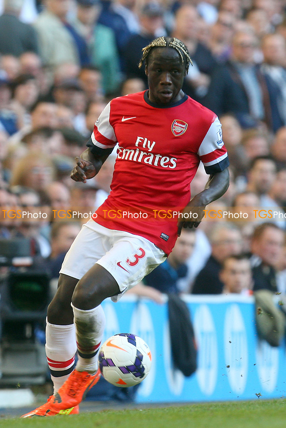 Bacary Sagna of Arsenal - Tottenham Hotspur vs Arsenal, Barclays Premier League Football at the White Hart Lane Stadium - 16/03/14 - MANDATORY CREDIT: Dave Simpson/TGSPHOTO - Self billing applies where appropriate - 0845 094 6026 - contact@tgsphoto.co.uk - NO UNPAID USE