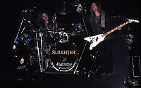 Slaughter; 1990<br /> Photo Credit: Eddie Malluk