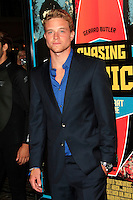 LOS ANGELES - OCT 18: Jonny Weston at the 'Chasing Mavericks' - Los Angeles Premiere at Pacific Theaters at the Grove on October 18, 2012 in Los Angeles, California