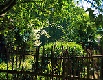 Wygiezł&oacute;w, 01-06-2018<br />  (woj. małopolskie) Nadwiślański Park Etnograficzny. Ogr&oacute;d.