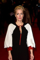 www.acepixs.com<br /> <br /> February 21 2017, London<br /> <br /> Gillian Anderson arriving at the UK premiere of 'Viceroy's House' at The Curzon Mayfair on February 21, 2017 in London, England.<br /> <br /> By Line: Famous/ACE Pictures<br /> <br /> <br /> ACE Pictures Inc<br /> Tel: 6467670430<br /> Email: info@acepixs.com<br /> www.acepixs.com