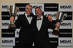 Jacopo Sebastiani & Stuart Wiltshire - CF Racing - F3 Cup Awards And Dinner Brands Hatch 2018