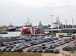 Port ships, Den Helder, Netherlands
