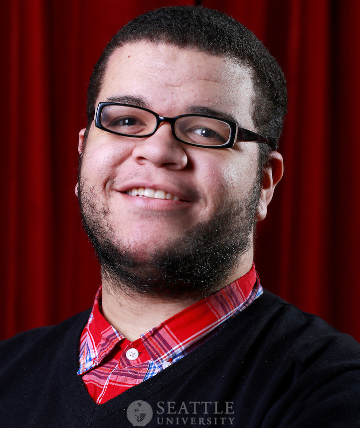 January 2017- Faculty and staff headshot sessions.<br /> <br /> Jalen Smith- Housing and Residence life.