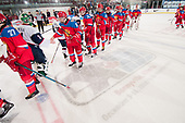 Bonnyville, AB - Dec 14 2018 - Game 9 - USA vs Russia during the 2018 World Junior A Challenge at the R.J. Lalonde Arena in Bonnyville, Alberta, Canada (Photo: Matthew Murnaghan/Hockey Canada)