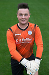 St Johnstone FC Academy U17's<br /> Kenny Giles<br /> Picture by Graeme Hart.<br /> Copyright Perthshire Picture Agency<br /> Tel: 01738 623350  Mobile: 07990 594431