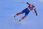 Andrew Weibrecht competes during the FIS Alpine Ski World Cup Men's Super-G in Val Gardena, on December 18, 2015. www.pierreteyssot.com