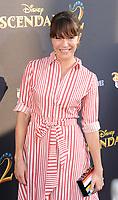 www.acepixs.com<br /> <br /> July 11 2017, LA<br /> <br /> Katie Aselton arriving at the premiere of Disney Channel's 'Descendants 2' on July 11, 2017 in Los Angeles, California. <br /> <br /> By Line: Peter West/ACE Pictures<br /> <br /> <br /> ACE Pictures Inc<br /> Tel: 6467670430<br /> Email: info@acepixs.com<br /> www.acepixs.com