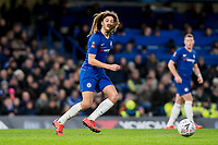 Ethan Ampadu of Chelsea during the The FA Cup Fourth Round match between Chelsea and Sheffield Wednesday at Stamford Bridge, London, England on 27 January 2019. Photo by Adamo Di Loreto.<br /> <br /> Editorial use only, license required for commercial use. No use in betting, games or a single club/league/player publications.