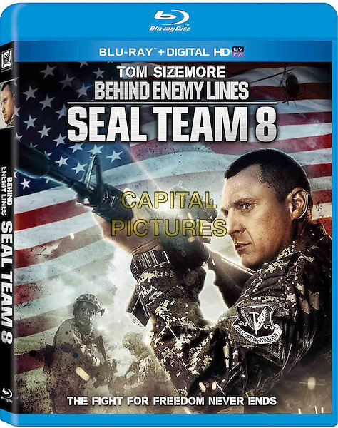 BLU RAY COVER ART<br /> in Seal Team Eight: Behind Enemy Lines (2014) <br /> *Filmstill - Editorial Use Only*<br /> CAP/FB<br /> Image supplied by Capital Pictures